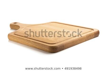 продовольствие · кухне · таблице · хлеб · пасты - Сток-фото © joannawnuk