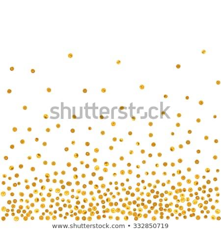 Zdjęcia stock: Metall Dots Pattern