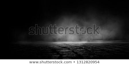 Sötét pince kép ház fal háttér Stock fotó © magann