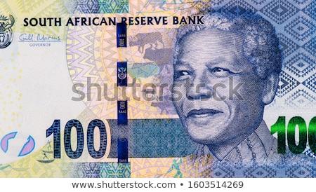 Money Notes - South Africa Stock photo © Vividrange