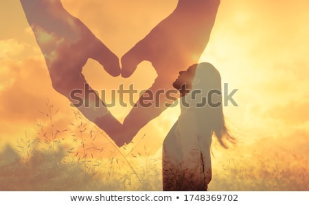 Power Of Love Stock photo © Lightsource