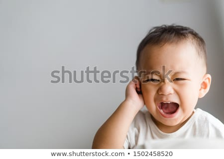 Ear Infection Stock photo © Lightsource