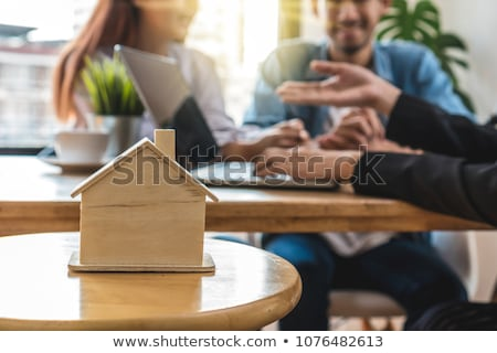 House Hunting Stock photo © Lightsource