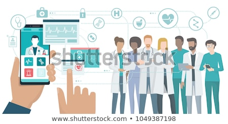 Medical Community Stock photo © Lightsource