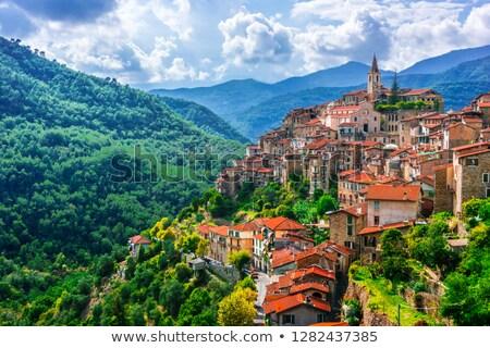 Imperia in Liguria, Italy Stock photo © franky242