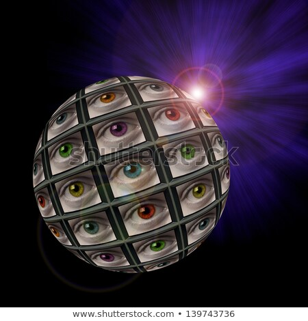 Rood · witte · internet · tech · media - stockfoto © balefire9