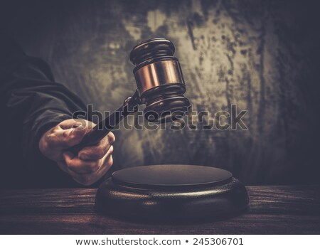 judicial order items Stock photo © mayboro1964