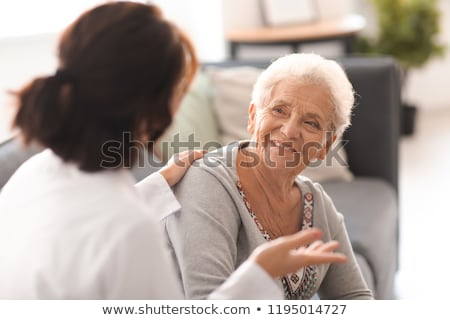 Psychotherapy Health Care Stock photo © Lightsource