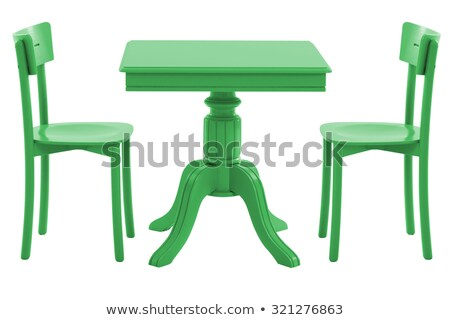 Plastics for the furnishing - wood Stock photo © Vladimir