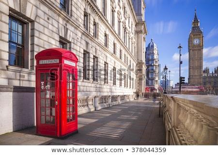telefoon · hemel · heldere · business · kantoor · technologie - stockfoto © latent