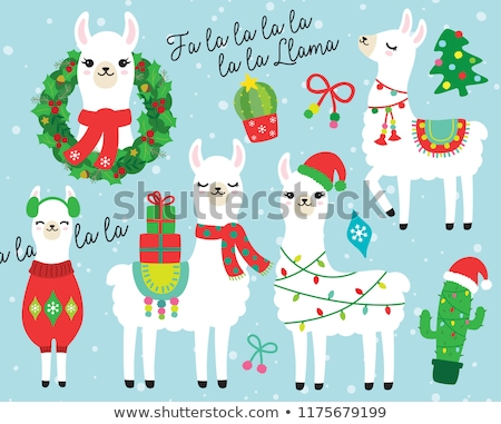 llama stock photo © sailorr
