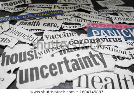 不確実性 偽 辞書 定義 言葉 ストックフォト © devon