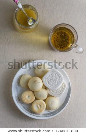 Chinese Food: Tartary Buckwheat Cakes Stock photo © bbbar