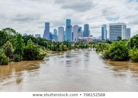 Flooded city stock photo © andromeda