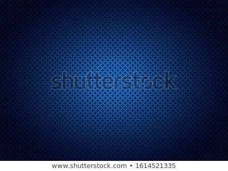 kék · minta · szín · fényes · dekoratív · virág - stock fotó © geribody