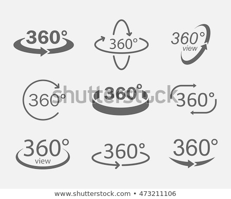 Overview 360 Degrees Concept  Stock photo © ivelin