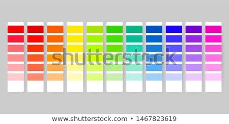 palette rainbow colors stock photo © romvo