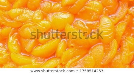 Shiny Apricots stock photo © funix