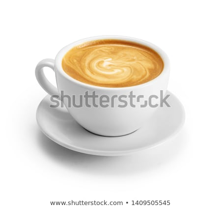 tasse · art · cappuccino · tasse · de · café · café · design - photo stock © digifoodstock