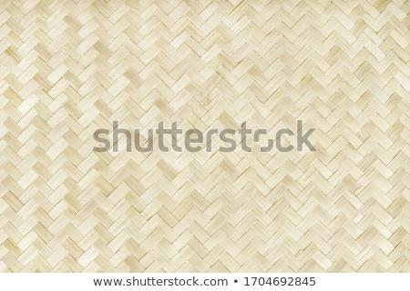 ışık · kahverengi · model · soyut · dizayn · bambu - stok fotoğraf © bank215