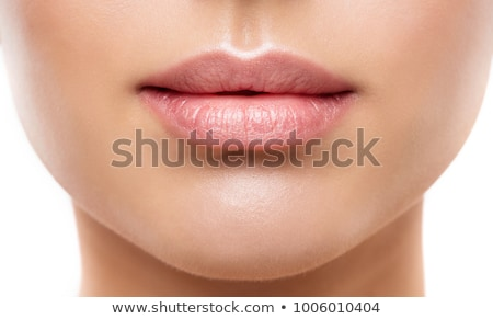 Perfect Lips Stock photo © MilanMarkovic78