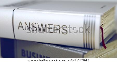 図書 タイトル 検索 背骨 スタック クローズアップ ストックフォト © tashatuvango