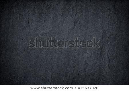 Pedra escuro granito quartzo textura edifício Foto stock © RuslanOmega