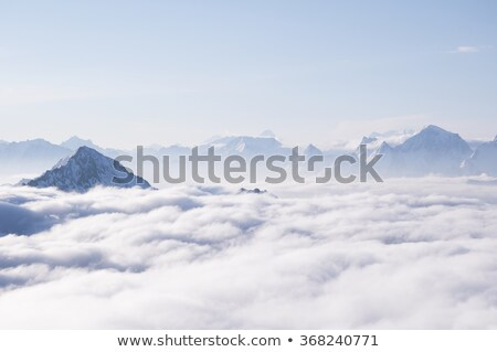 Nuages lourd Photo stock © vilevi