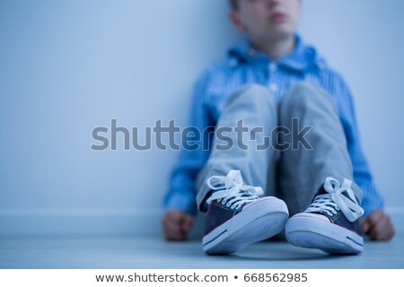 tanı · otizm · çocuk · nöroloji - stok fotoğraf © lightsource