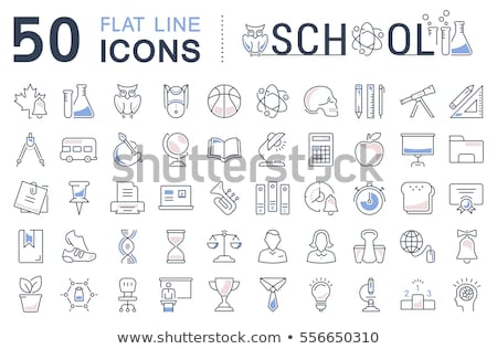 astronomy and chemistry biology and mathematics stock photo © robuart
