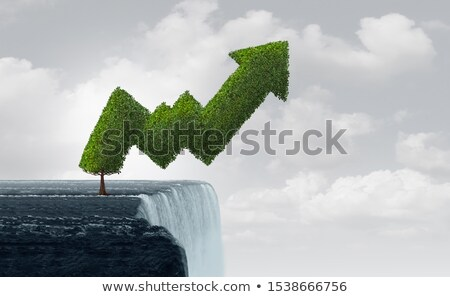 Growth In Turbulent Times Stock photo © Lightsource