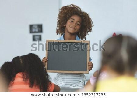 Etniciteit schooljongen naar Stockfoto © wavebreak_media
