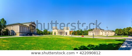 древности Мюнхен Германия здании искусства архитектура Сток-фото © borisb17