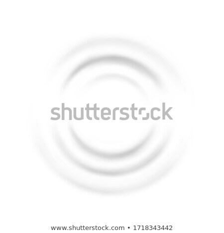 Dalgalanma dalgalar müzik dinamik vektör beyaz Stok fotoğraf © pikepicture