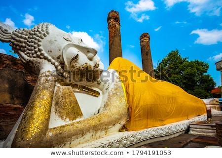 Buda Tailândia vintage retro efeito Foto stock © dmitry_rukhlenko