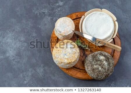 Córcega queso mercado alimentos ovejas Foto stock © cynoclub