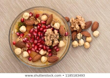 misto · secar · frutas · tigela - foto stock © ziprashantzi