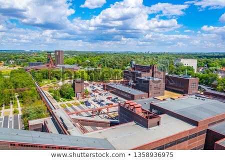 Industrial complex Stock photo © Andriy-Solovyov