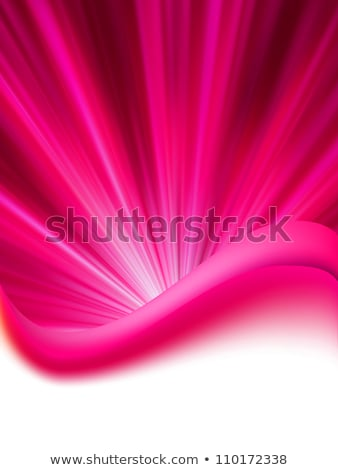 abstract burst card template eps 8 stock photo © beholdereye
