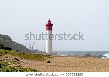 latarni · wybrzeża · Południowej · Afryki · wody · charakter · krajobraz - zdjęcia stock © vividrange