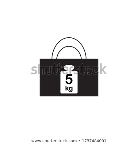 5 kg weight Stock photo © FOTOYOU