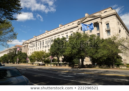 United States Department of Justice  Stock photo © Istanbul2009