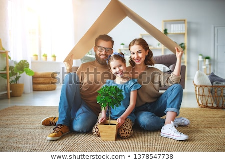 Home Roof Architecture Stock photo © 2tun