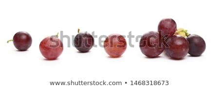 Green and red grapes  Stock photo © -Baks-