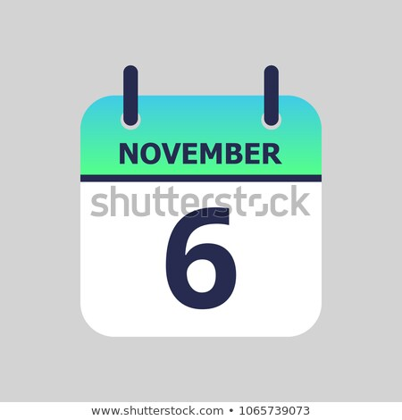6th November Stock photo © Oakozhan