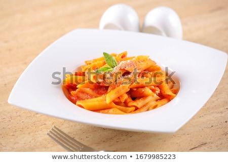 Spaghetti al pomodoro Stock photo © Melnyk