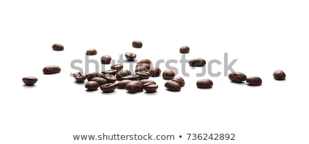 pörkölt · kávé · felső · fekete · textúra · szeretet - stock fotó © sonia_ai