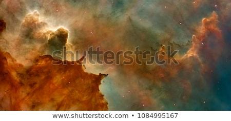 The Eagle Nebula. Elements of this image furnished by NASA. Stock photo © NASA_images