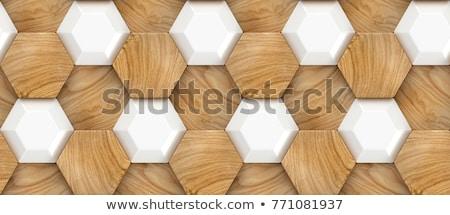 Faburkolat textúra Stock fotó © Wetzkaz