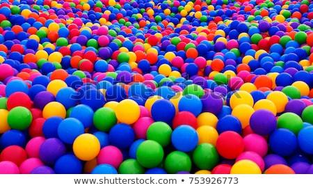 Pit Balls Stock photo © kitch